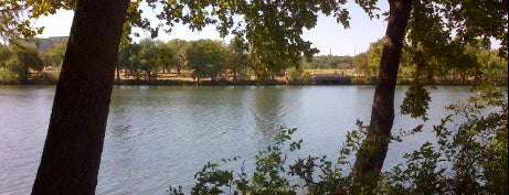 Lady Bird Lake Trail is one of Top 10 Running Trails in Austin, TX.
