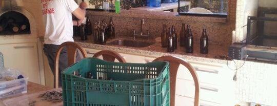 Retiro das Pedras - Bro Brewing is one of O caminho das Tchelas BH.
