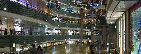 Super Brand Mall is one of World Sites.