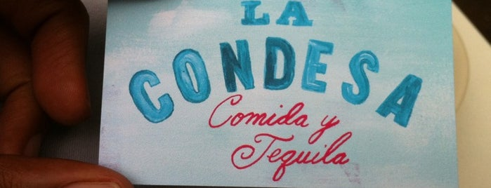 La Condesa is one of Top 5 Mexican Spots in Austin.