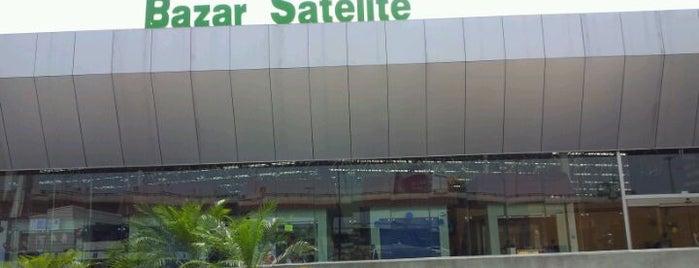 Bazar Satélite is one of Plazas chingonas.