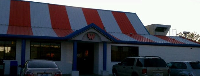 Whataburger is one of Top picks for Fast Food Restaurants.