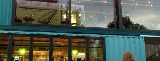 Wahaca's Southbank Experiment is one of London Restaurants.