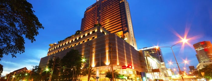 Pathumwan Princess Hotel is one of Hotel.