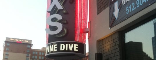 MAX's Wine Dive Austin is one of Austin Eateries.