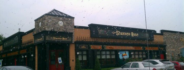 The Shannon Rose Irish Pub is one of Favorite Nightlife Spots.