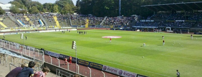 Stadion Ludwigspark is one of Stadiums.