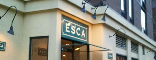 Esca is one of NYC.
