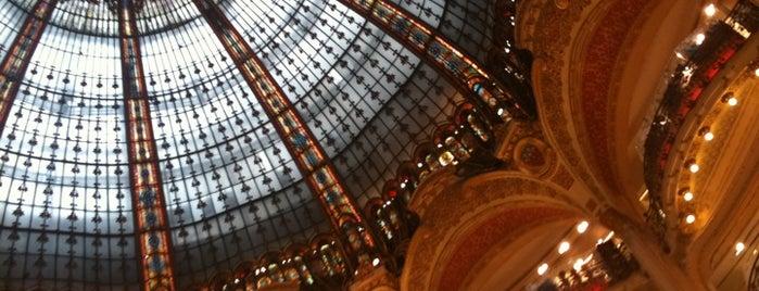 Galeries Lafayette Homme is one of เที่ยวช้อปปิ้ง Paris!.