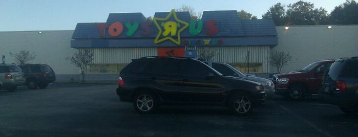 """Toys""""R""""Us is one of A local's guide: 48 hours in Fleming Island, Fl."""