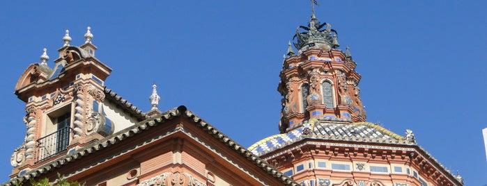 Magdalena Church is one of 11 edificios religiosos de interés turístico.