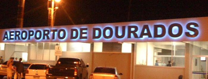 Aeroporto de Dourados (DOU) is one of Airports in US, Canada, Mexico and South America.