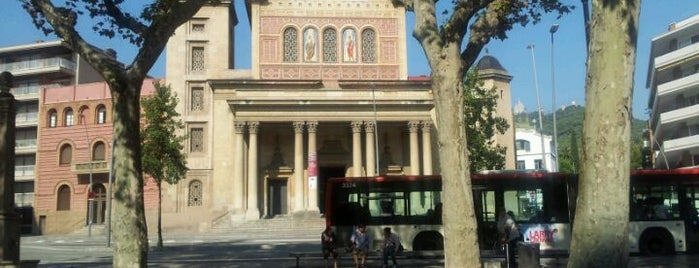 Pl. Bonanova is one of Top 10 places in Barcelona.