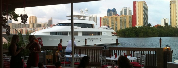 Rouge Waterfront Dining North Miami Beach Fl