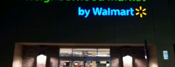 Walmart Neighborhood Market is one of Time to Eat.