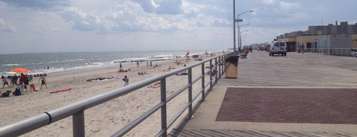 Rockaway Boardwalk is one of Great Outdoor and Swimmies.