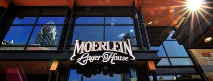 Moerlein Lager House is one of Cincinnati for Out-of-Towners #VisitUS.