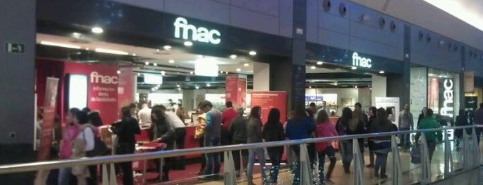 Fnac Murcia is one of Apple en Murcia.