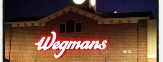 Wegmans is one of Delverde Pasta.