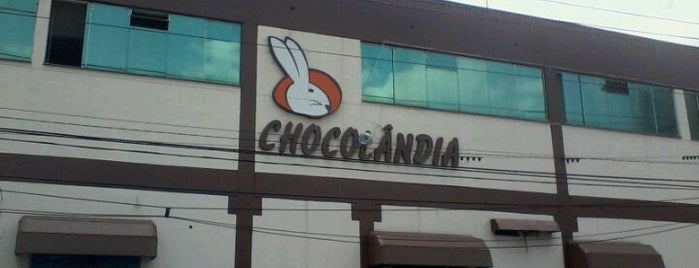Chocolândia is one of São Paulo Vegan!.