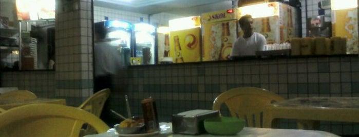 Bilac Bar is one of Night de Vitorinha.