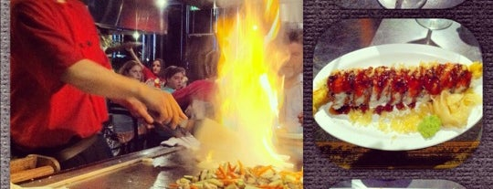 The New Shogun Restaurant is one of Restaurant.com Dining Tips in Los Angeles.