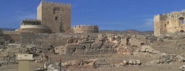 Alcazaba de Almería is one of 101 cosas que ver en Andalucía antes de morir.