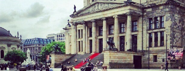 Gendarmenmarkt is one of Berlin, must see!.
