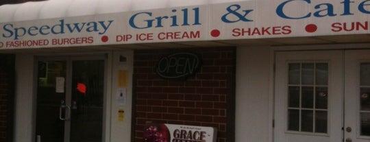 Speedyway Grill & Cafe is one of GRAte spots.