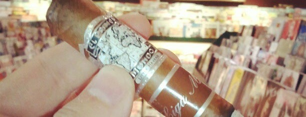 Rich's Cigar Store is one of La Palina Retailers.