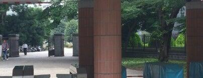 Shinjuku Gate - Shinjuku Gyoen is one of 公園.