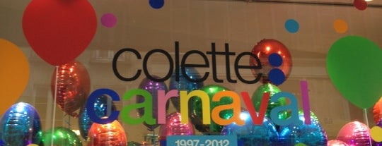 Colette is one of Paris.