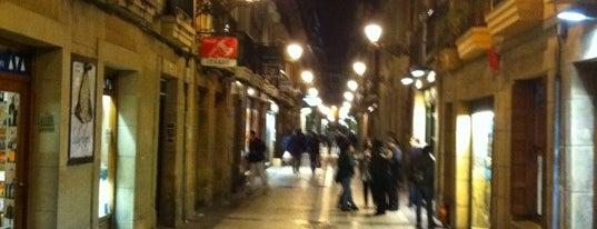 Calle Fermín Calbetón is one of San Sebastian.