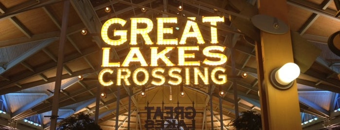 Great Lakes Crossing Outlets is one of Guide to Clinton Township's best spots.