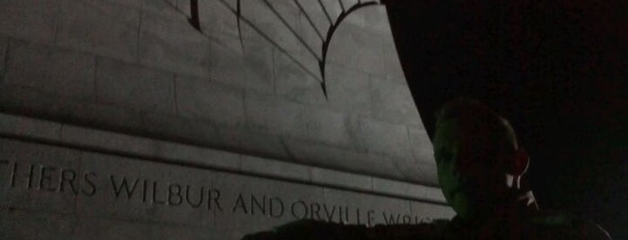 Wright Brothers National Memorial is one of Gary's List.