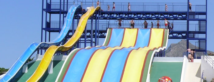 Hidropark is one of Have some splashing fun in Mallorcas Waterparks!.