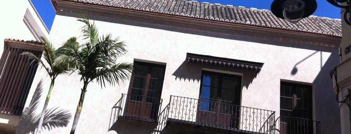 Museo Carmen Thyssen Málaga is one of 101 cosas que ver en Andalucía antes de morir.