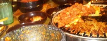 Hangang Korean Restaurant is one of My favorite Asian Restaurants.