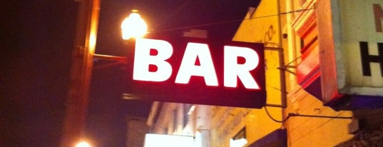 Mission Bar is one of Must-visit Dive Bars in San Francisco.