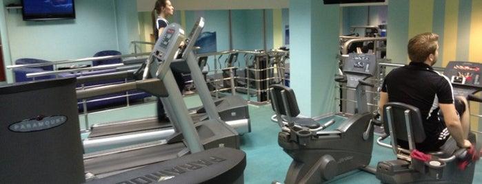 Powerhouse Gym is one of Где найти БЖ в Екатеринбурге.