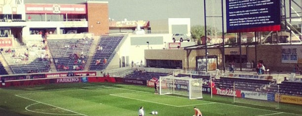 Toyota Park is one of 2 do list # 2.