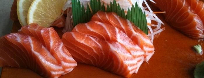 Amakara Japan is one of Jake's Picks - Restaurants of Niagara.