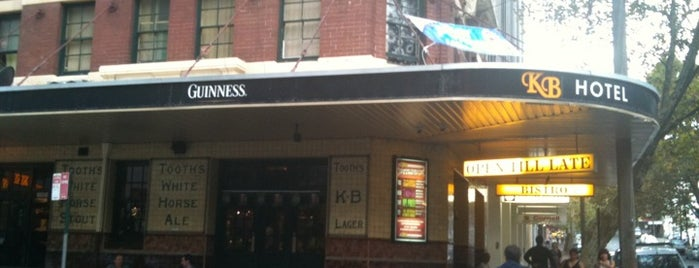 Keg and Brew is one of Sydney Pubs.