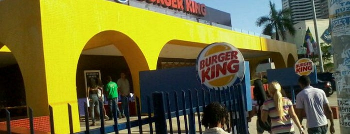 Burger King is one of Favorite Food.