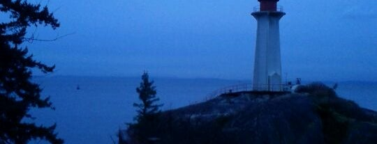 Lighthouse Park is one of The best spots in Vancouver, BC! #4sqCities.