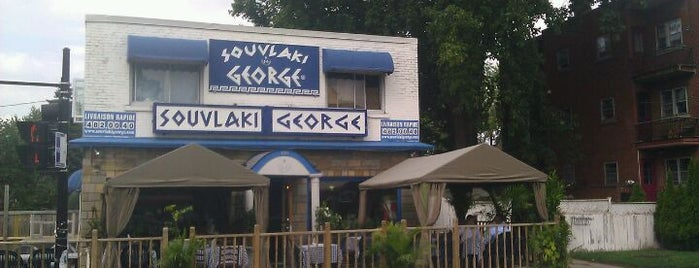 Souvlaki George is one of Great Indy Shopping Montreal.