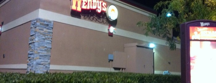 Wendy's is one of Resteraunts.