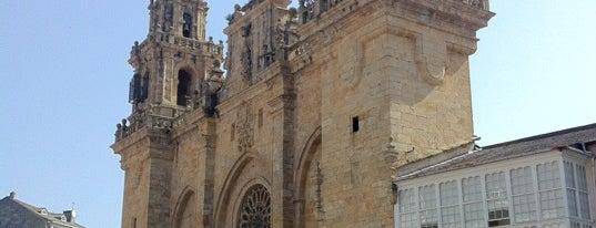 Catedral de Mondoñedo is one of Visitar en Mondoñedo.