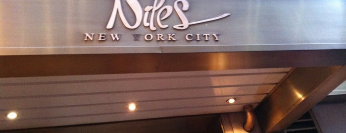 "Niles NYC Bar & Restaurant is one of ""Be Robin Hood #121212 Concert"" @ New York!."