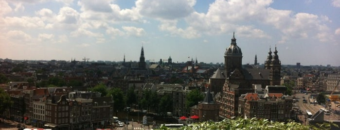 SkyLounge Amsterdam is one of My favorites in Amsterdam.